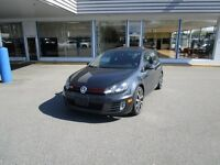 2012 Volkswagen Golf GTI 2.0 TURBO - Leather, Sunroof, Navigatio