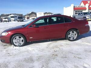 08 Chev Impala SS 5.3 New TIres Warranty and Financing