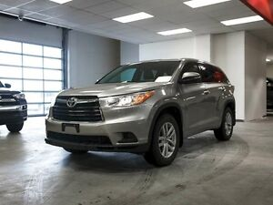 2014 Toyota Highlander LE, Back Up Camera, Alloy Rims, USB/AUX,