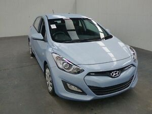 2013 Hyundai i30 GD Active Blue 6 Speed Automatic Hatchback Moonah Glenorchy Area Preview