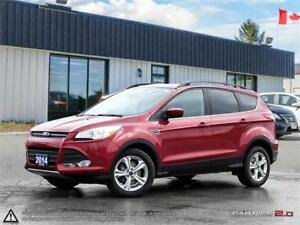 2014 Ford Escape SE,AWD,NAVI,HEATED SEATS,B.TOOTH