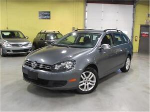 2011 Volkswagen Golf Wagon / POWER GROUP