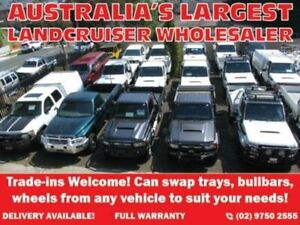 2012 Toyota Landcruiser VDJ79R MY12 Update GXL (4x4) White 5 Speed Manual Cab Chassis Roselands Canterbury Area Preview