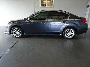 2011 Subaru Liberty MY12 2.5I Grey Continuous Variable Sedan