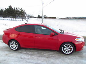 2013 Dodge Dart SXT: TINTED! A/C! NEW TIRES! NEW BRAKES!