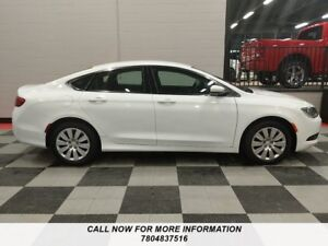 2016 Chrysler 200 LX, 1 Owner, Accident Free