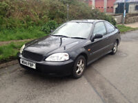 Honda Civic Sport Coupe 2000 year model - Automatic