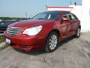 2010 Chrysler Sebring Touring ONLY 51000 kms!!!
