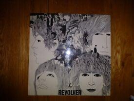 Beatles Revolver Album original vinyl