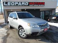 2011 Subaru Forester 2.5 X,Awd,Full Automatic*Low Km*