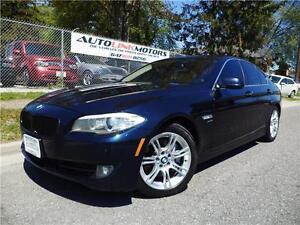 2011 BMW 535xi X-Drive***AUTO***FULLY LOADED***