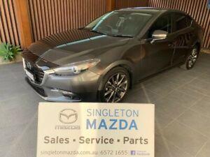2017 Mazda 3 SP25 ASTINA Singleton Singleton Area Preview