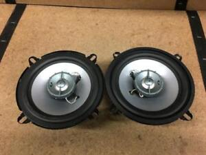 "Ultimate Sound - T2-5021 2-Way 5.25"" 200W Speakers - Pair"