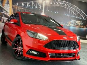 2016 Ford Focus LZ ST 6 Speed Manual Hatchback Prospect Blacktown Area Preview