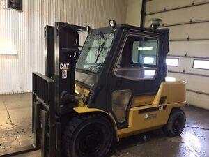 2006 DP50K Cat Deisel Forklift