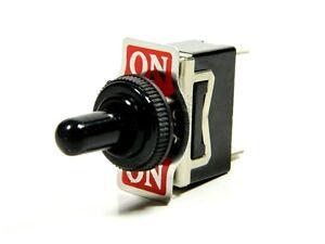 Tastschalter wasserdicht ON/OFF/ON 12 24 Volt Schalter Kill Switch KFZ 12V 8123