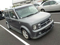 FRESH IMPORT LATE 2008 FACE LIFT NISSAN CUBE CUBIC 1.5 AUTOMATIC 7 SEATER MPV