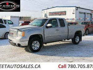 2007 GMC Sierra 2500HD All-New SLT 4x4 Extended Cab 6.6 ft. Shor