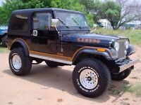 Looking for a jeep cj7