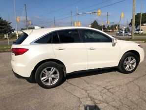 2015 Acura RDX AWD. 107,000KM Lady driven, one owner