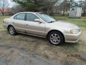 Acura TL 2001 for Parts or Repair