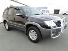 2007 Mazda Tribute MY06 V6 Black 4 Speed Automatic Wagon Southport Gold Coast City Preview