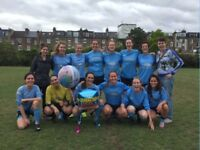 Female goalkeepers invited to join in with a friendly and competitive Clapham based football team.