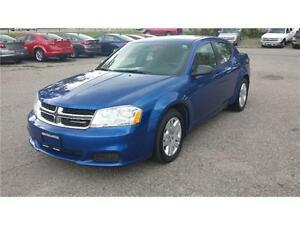 2014 Dodge Avenger Base