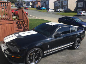 2007 Ford Mustang Shelby GT500 SVT