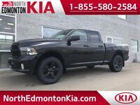 2018 Ram 1500 QuadCab 4x4 | LIFTED | ALL BLACK Edition Edmonton Edmonton Area Preview