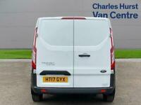 2017 Ford Transit Custom 2.0 Tdci 105Ps Low Roof D/Cab Van Crew Bus Diesel Manua