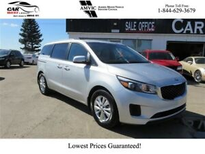 2017 Kia Sedona LX HEATED SEATS | BACK-UP CAMERA | BLUETOOTH