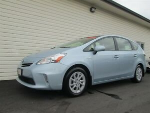 2012 Toyota Prius v Luxury Package