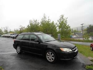 2009 SUBARU LEGACY PZEV EDITION!!! WAGON , LOADED !!!
