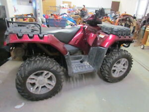Well Maintained 2009 Polaris 850 XP Quad