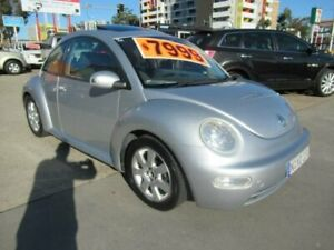 2005 Volkswagen Beetle 9C 2.0 Ikon 4 Speed Automatic Hatchback Granville Parramatta Area Preview