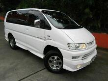 2001 Mitsubishi Delica PD8W White 4 Speed Automatic Van Molendinar Gold Coast City Preview