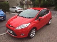 2011 Ford Fiesta 1.4 TDCI Zetec - £20 a year tax and 60+ MPG!