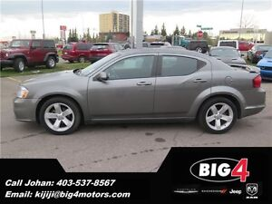 2013 Dodge Avenger SXT, Sunroof, Bluetooth, Low KMS