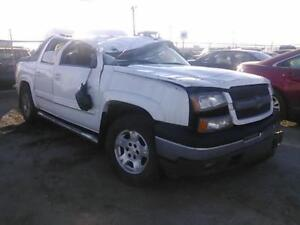 2005 Chevrolet Avalanche 4x4 5.3L For Parts Outing