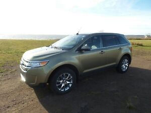 2013 Ford Edge Limited - $13/Day - Leather - All Wheel Drive