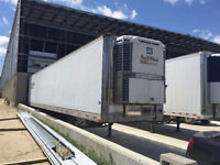 Price Reduced - Solid 53' Tri Axle Reefer with Roll-Up Door