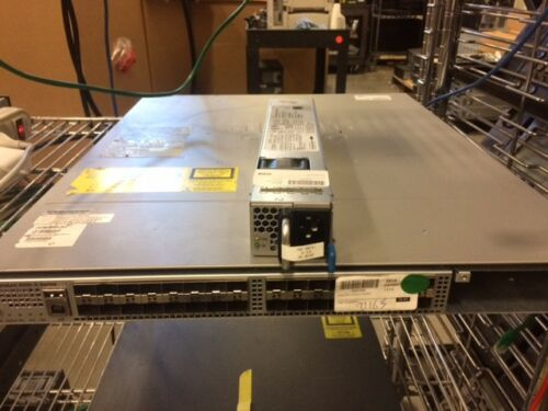 Cisco Ws-c4500x-f-32sfp+ Catalyst 4500-x 32 Port 10ge Ip Base Switch