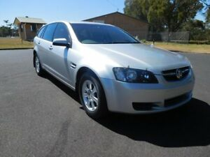2009 Holden Commodore VE MY09.5 Omega Silver 4 Speed Automatic Wagon Ballina Ballina Area Preview