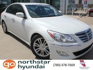 2013 Hyundai Genesis Sedan 3.8 LEATHER/NAV/SUNROOF/LEXICON
