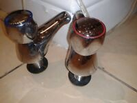 New Hand Basin Taps - Can deliver locally