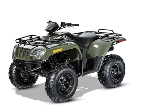 Used 2016 Arctic Cat 500 4X4