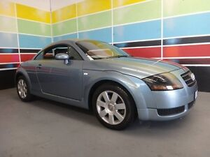 2003 Audi TT MY03 Silver 5 Speed Manual Coupe Wangara Wanneroo Area Preview