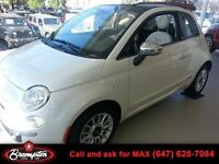 2015 FIAT LOUNGE 500 C 1.4L MULTI-AIR ENGINE !!!!