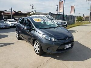2010 Ford Fiesta WT CL 6 Speed Automatic Hatchback Cairnlea Brimbank Area Preview